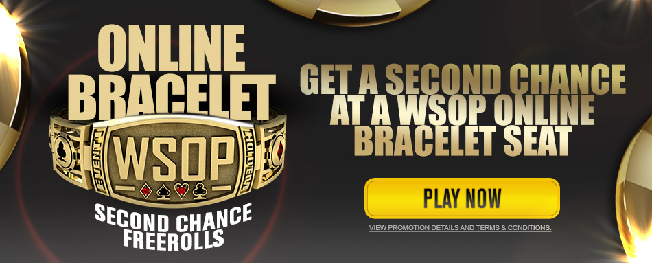 Second Chance Freerolls