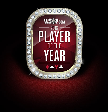 WSOP.com Player of the Year Ring