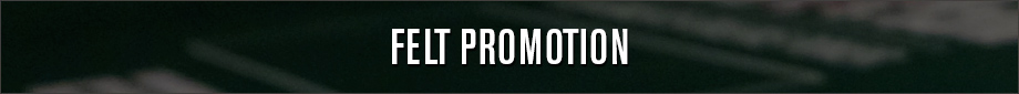 2016 Felt Promotions