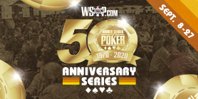WSOP 50th Anniversary Series