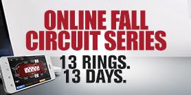 The WSOP.com Fall Online Circuit