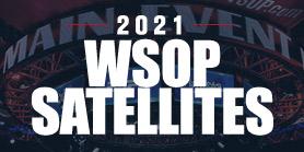 WSOP $10,000 Main Event Satellites