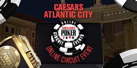 Caesars Atlantic City Online Circuit Event