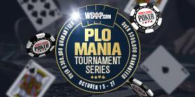 PLO Mania Tournament Series