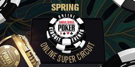 Spring Online Circuit