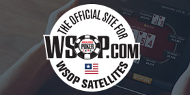 2020 World Series of Poker Satellites