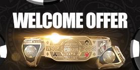 WSOP.com Welcome Offer