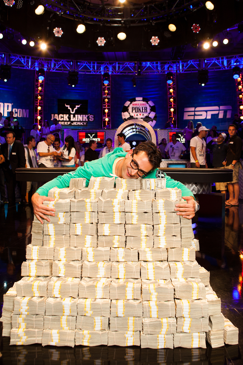 one drop wsop