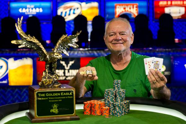 Poker all in side pot