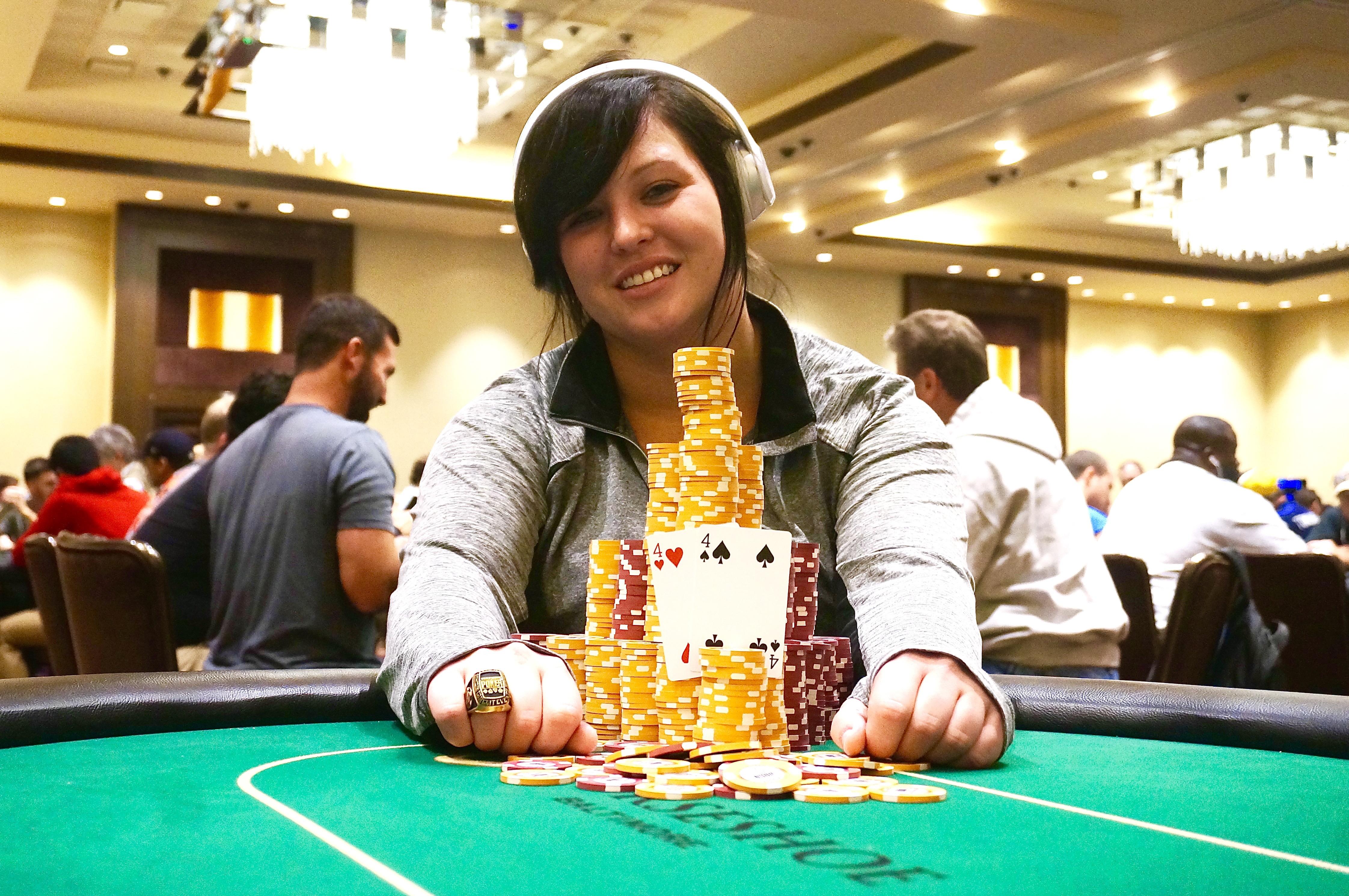 Damion Norton Poker