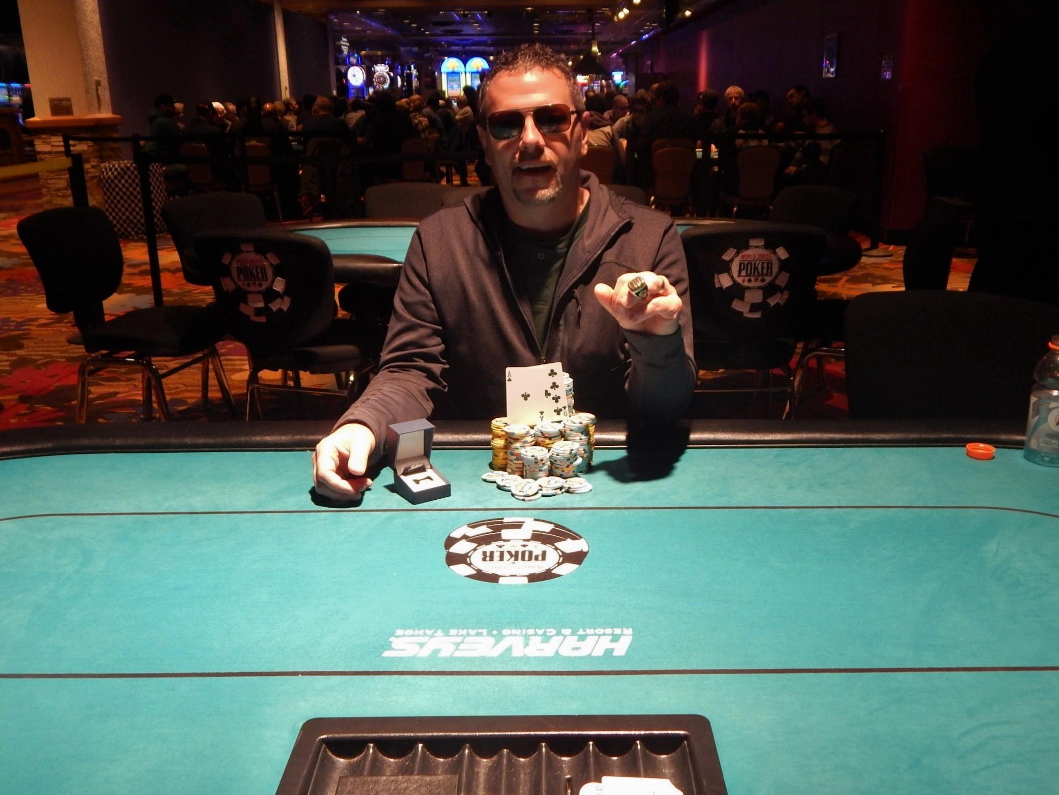 Graton poker tournament of champions baccarat betting pattern