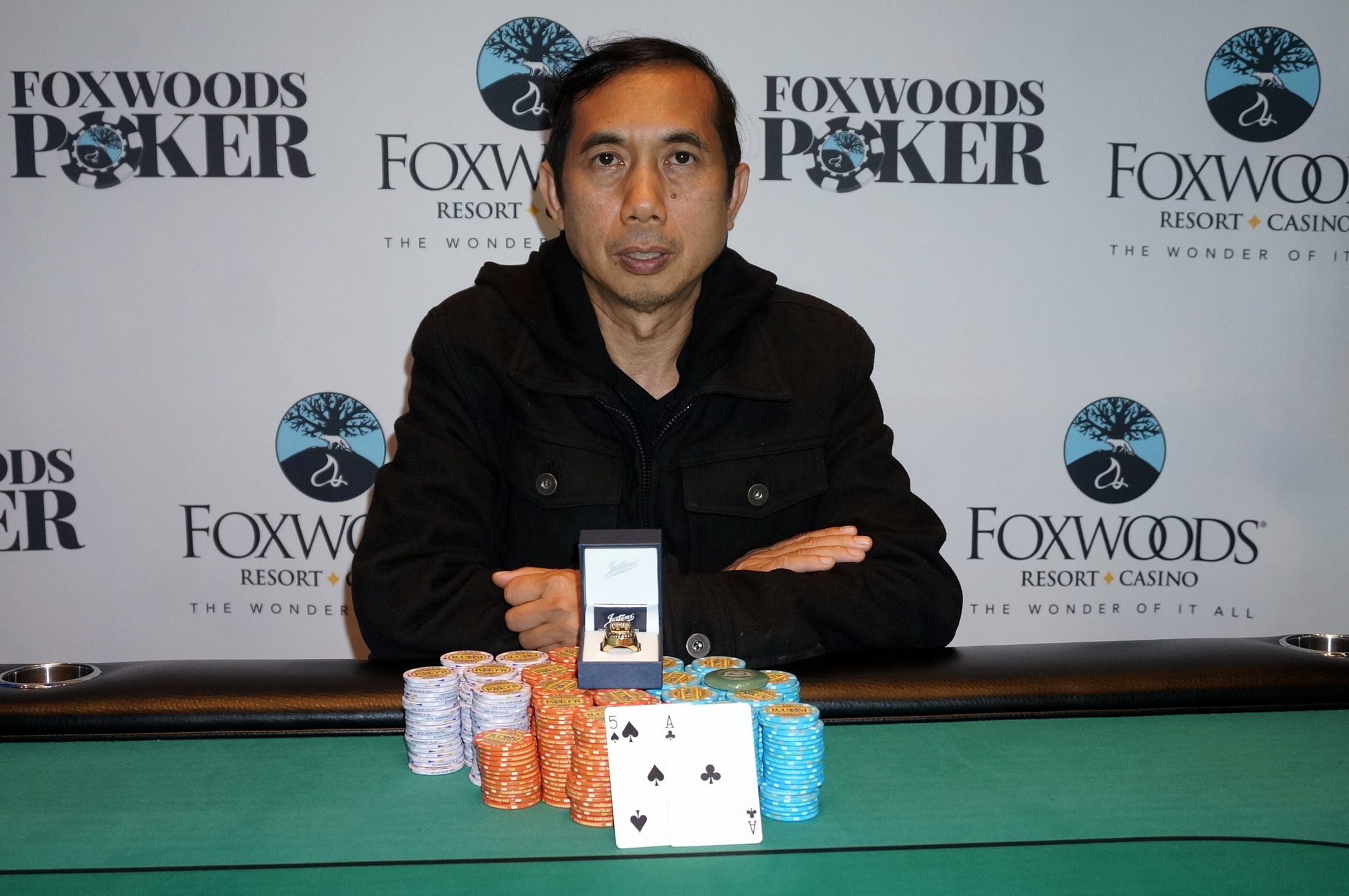 Foxwoods daily poker tournament results rules of american roulette