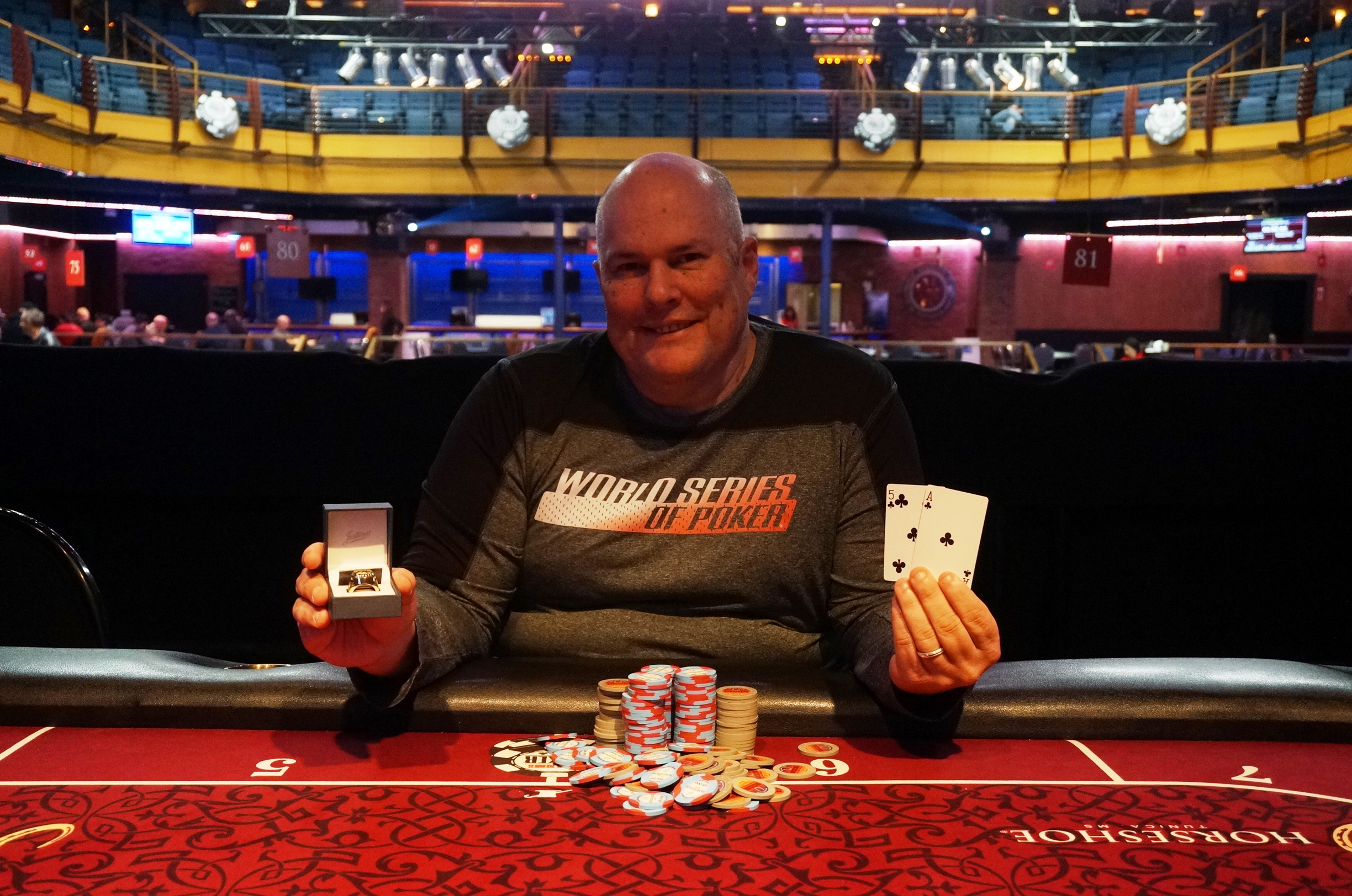 world series of poker 2019 results