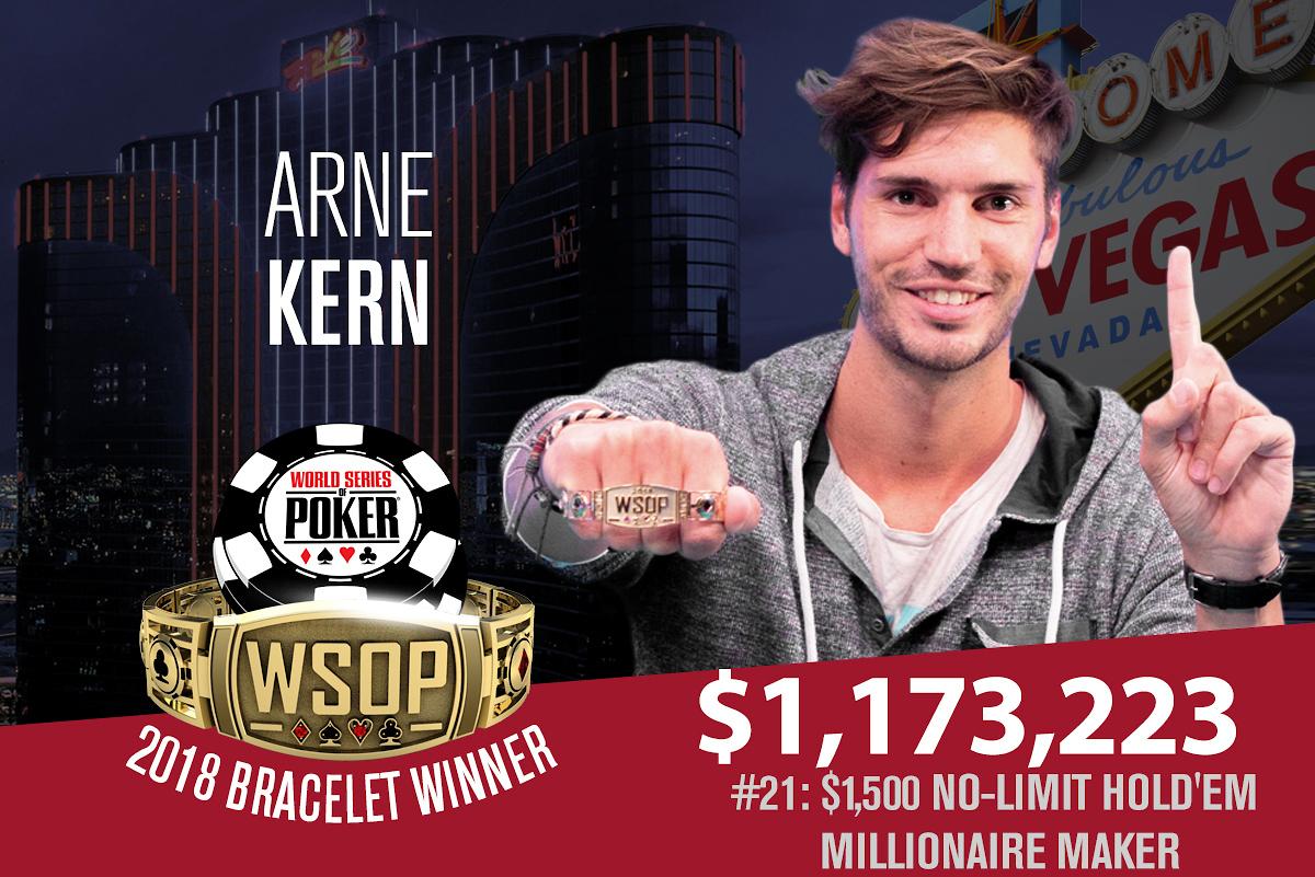 WSOP | Tournaments | Event Updates