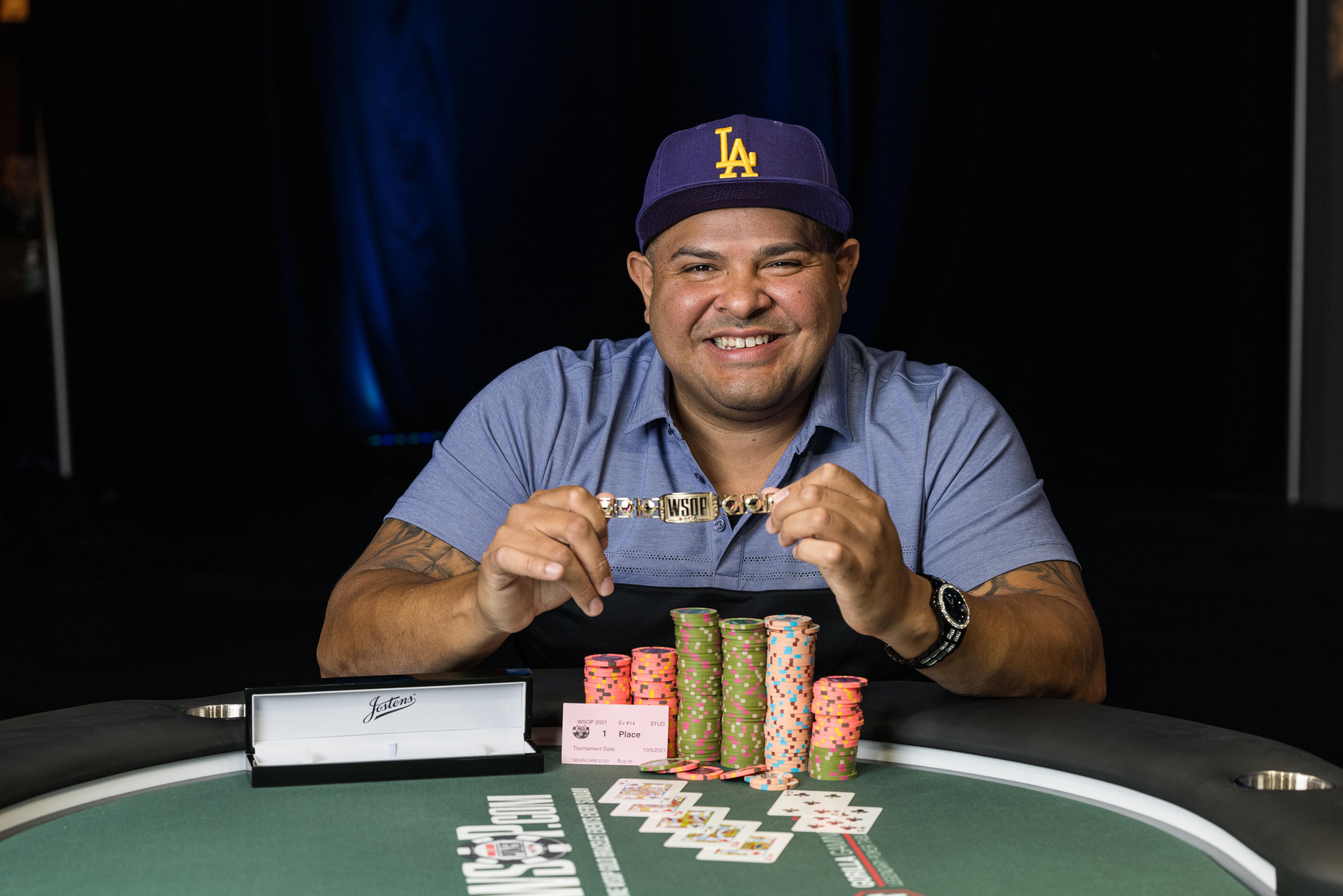 WSOP - Rafael Lebron
