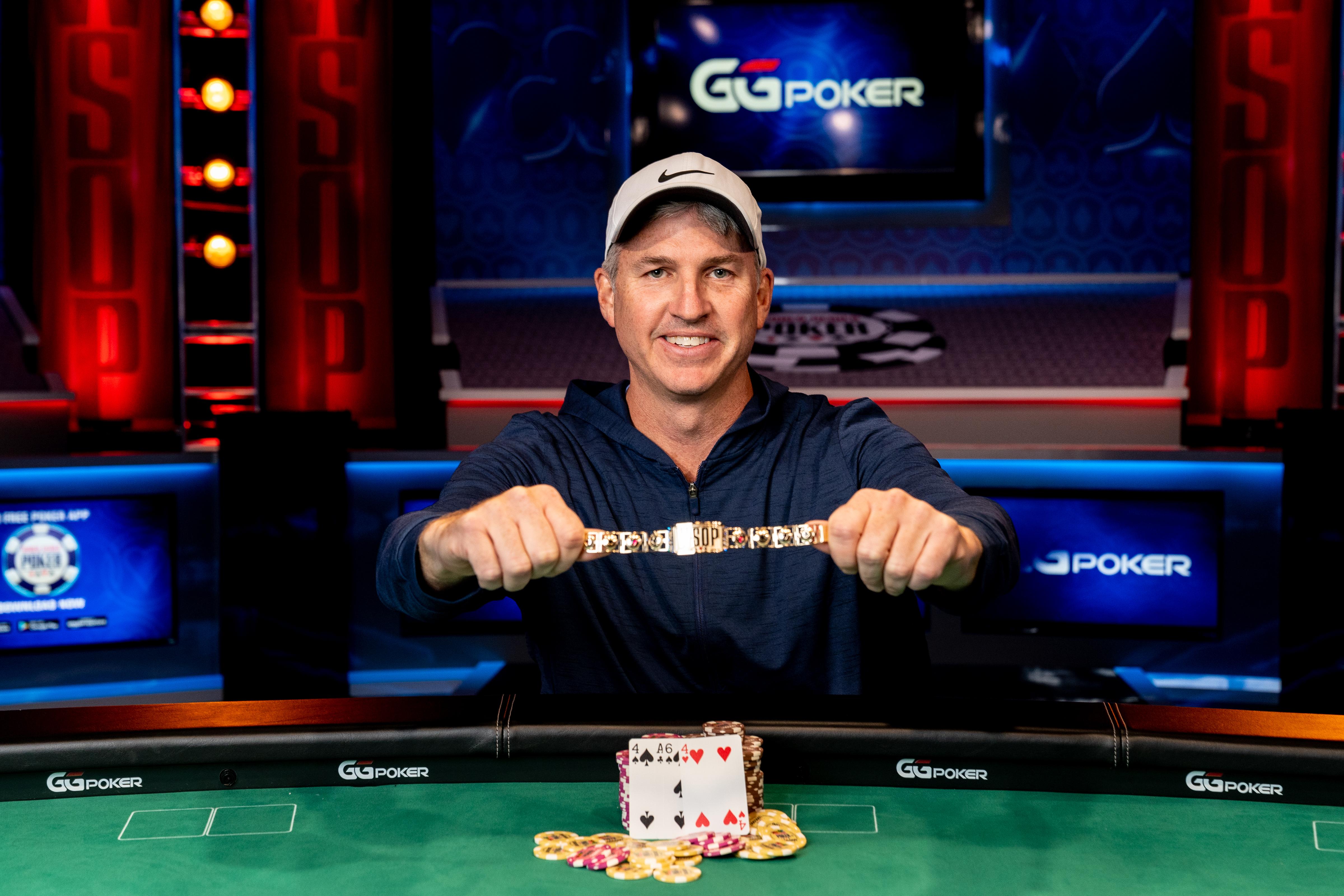 WSOP - Michael Prendergast